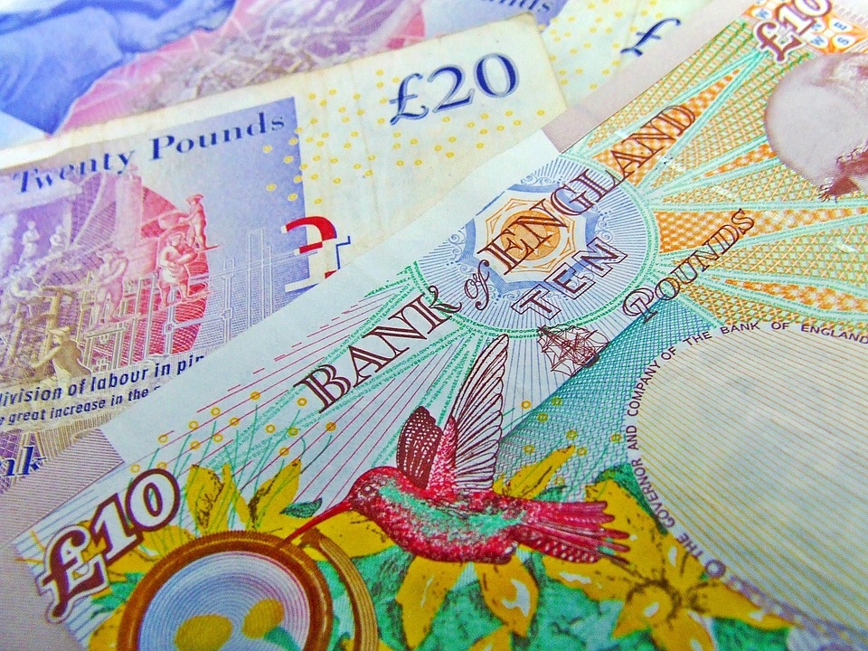 pounds cash wire transfers