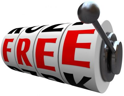 Four reels free spin