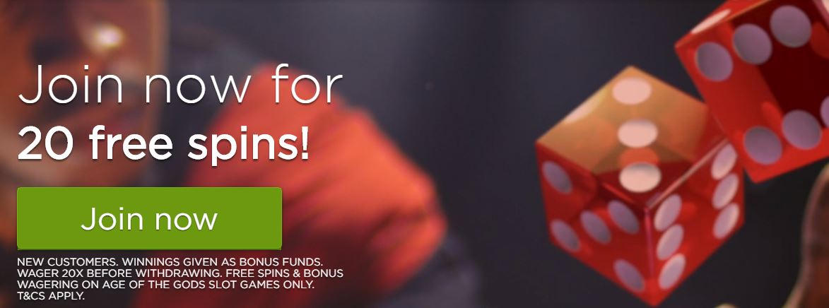 casino.com free spins offer