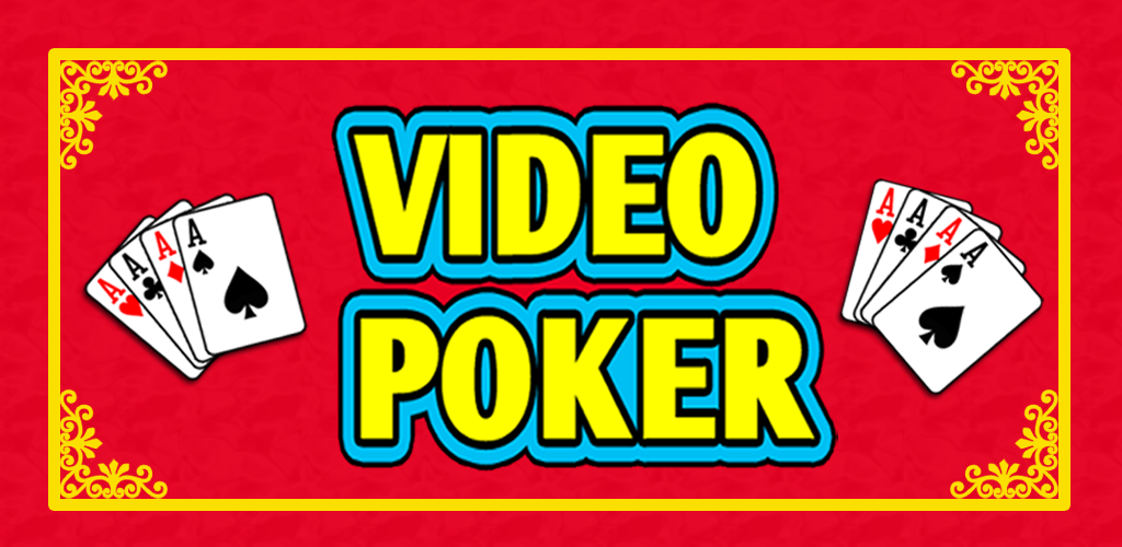 Red Video Poker logo