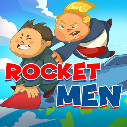 rocket men red tiger