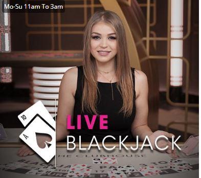 borgata live casino