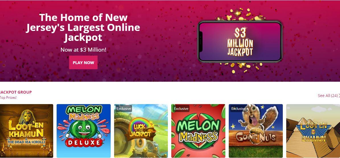 borgata casino available games