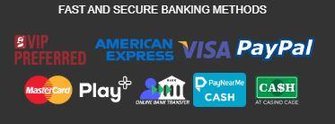 Golden Nugget payment methods