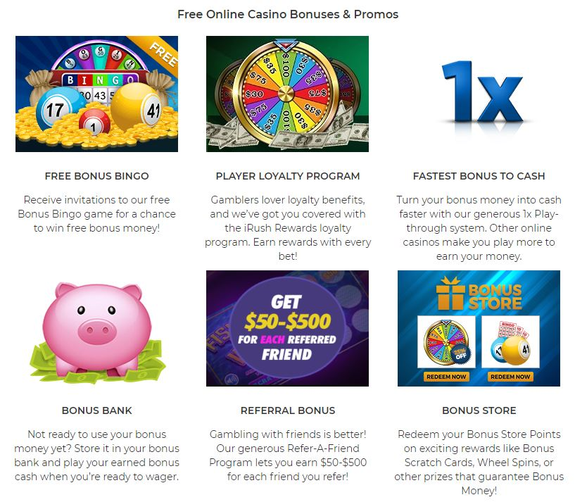 sugarhouse casino bonuses
